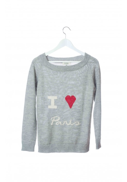 Claudia Paz: Teddy Paris | Clothing,Clothing > Sweaters -  Hiphunters Shop