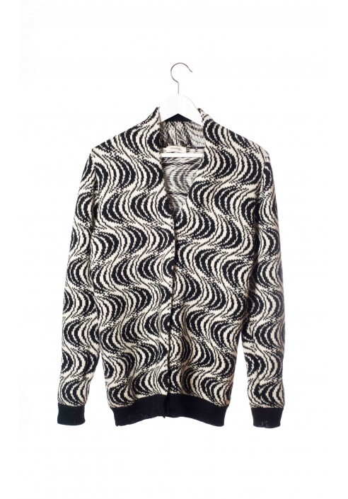 Claudia Paz: Cebra | Clothing > Cardigans,Clothing -  Hiphunters Shop