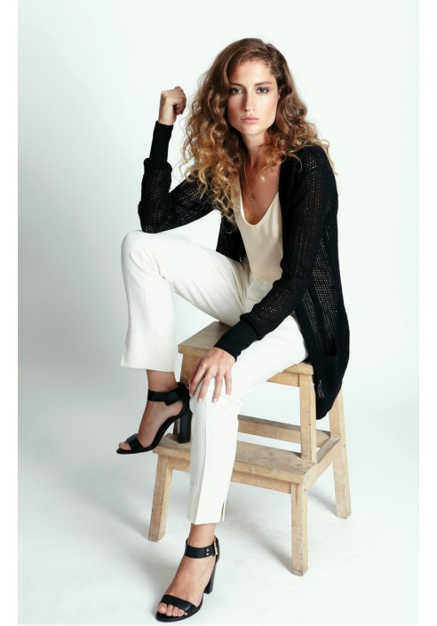 Claudia Paz: Alexis | Clothing > Cardigans,Clothing -  Hiphunters Shop